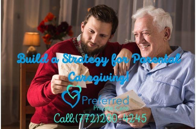 Strategy for Parental Caregiving