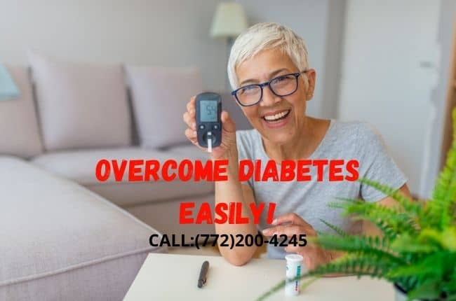 overcome diabetes easily